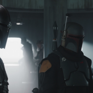 Mandalorian Season Two The Rescue Easter Eggs