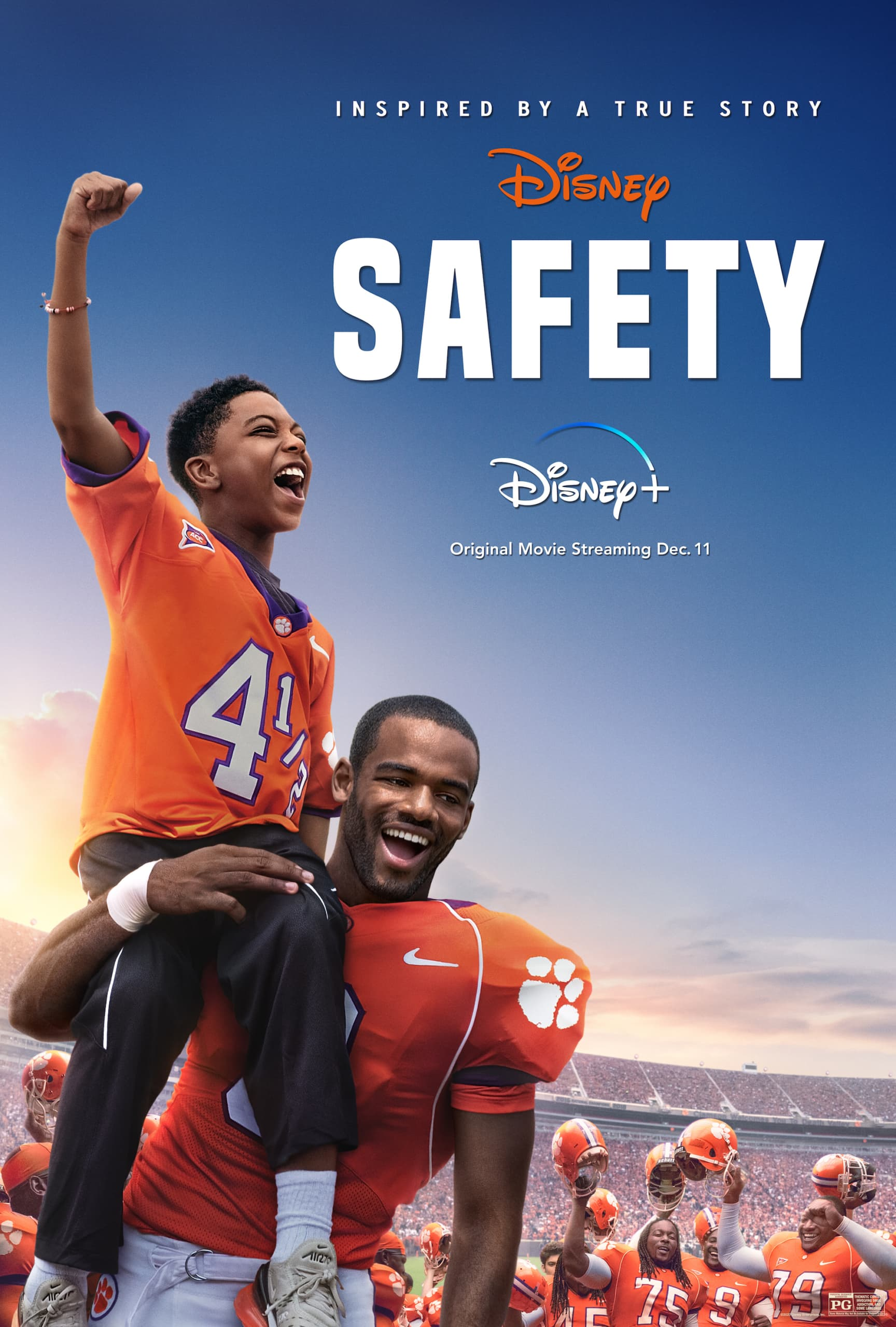 Safety Movie Review
