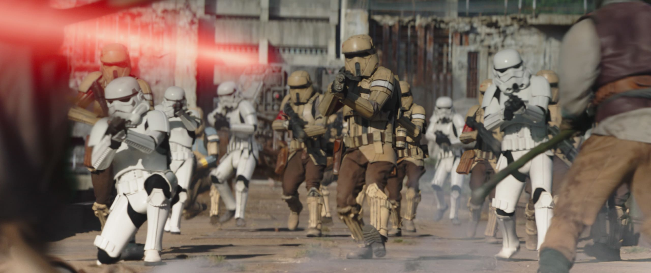 Mandalorian Season Two The Believer Easter Eggs shore troopers