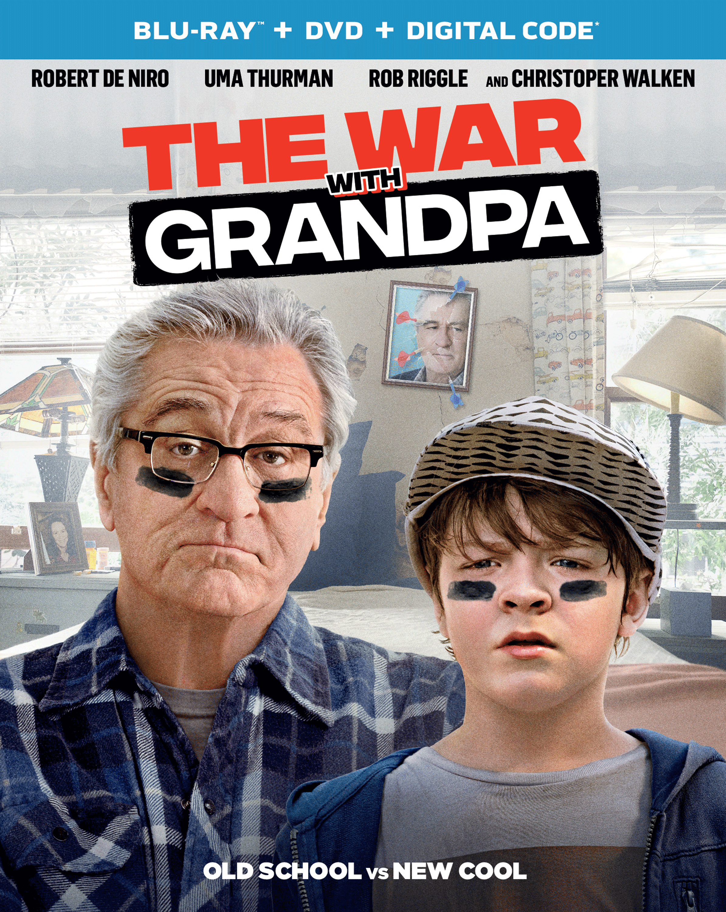 War With Grandpa Giveaway