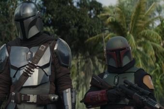 Mandalorian Season Two The Believer Easter Eggs Boba Fett armor