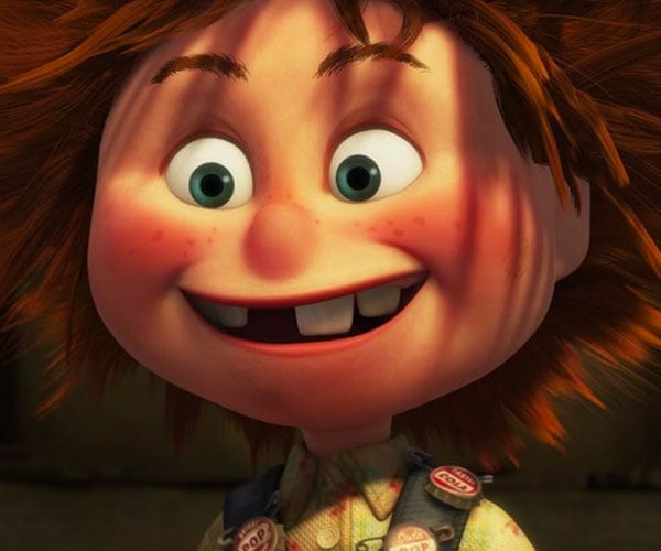 Ellie up Pixar Soul