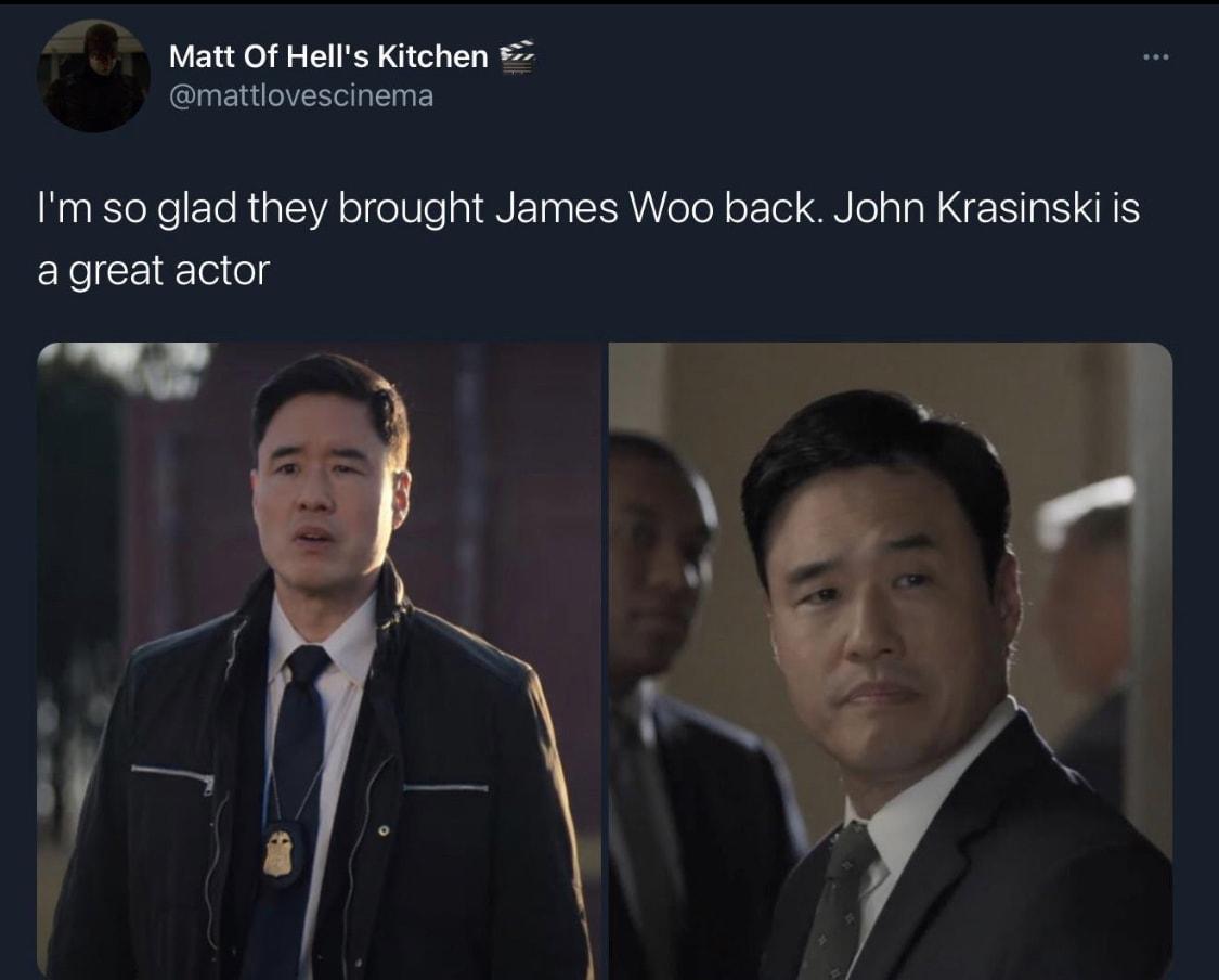 WandaVision Memes the office asian Jim