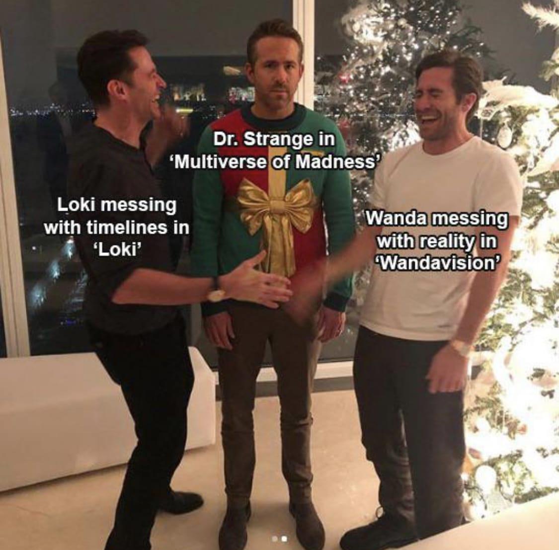 WandaVision Memes doctor strange