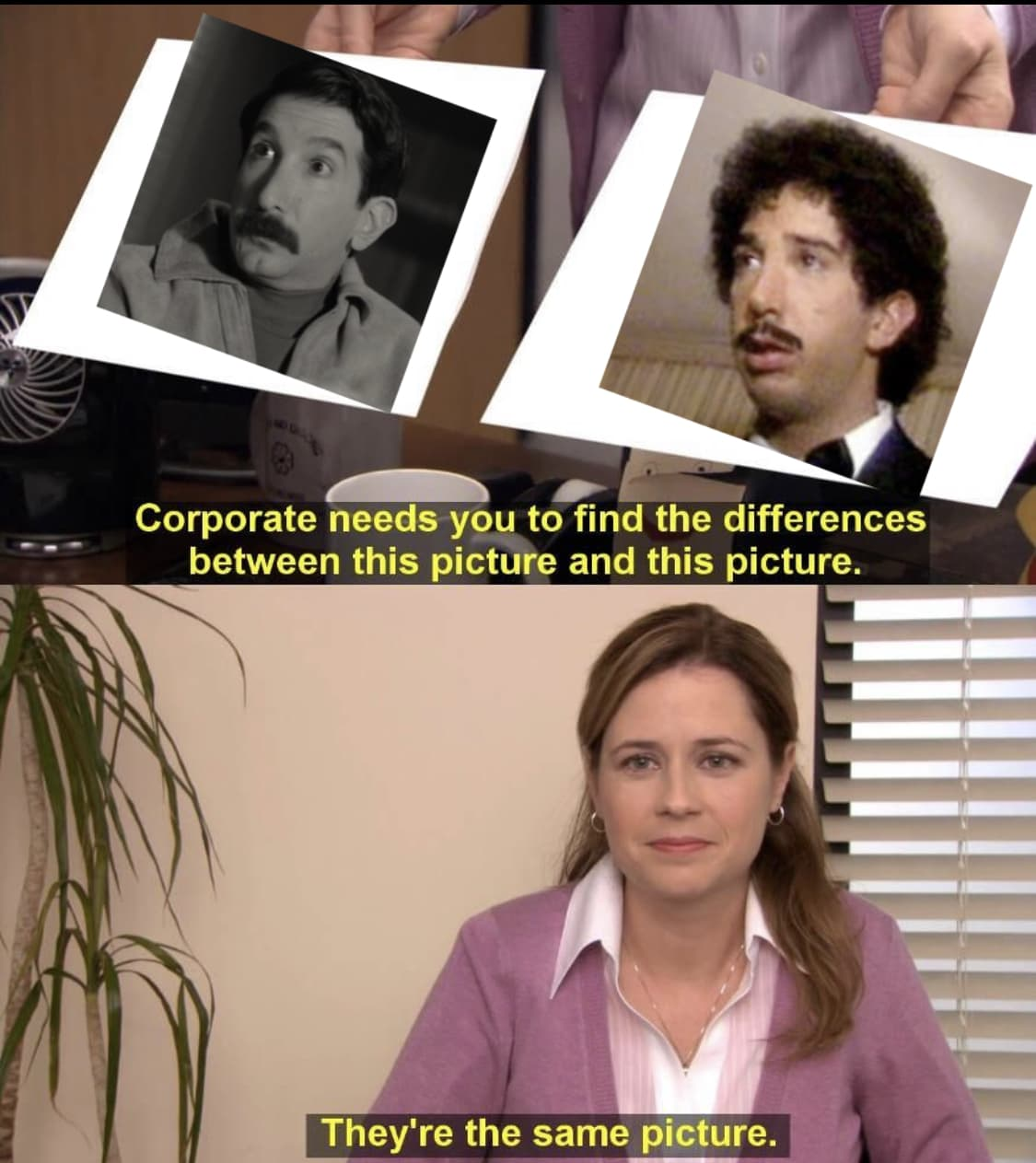 WandaVision Memes office