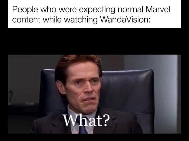 WandaVision Memes