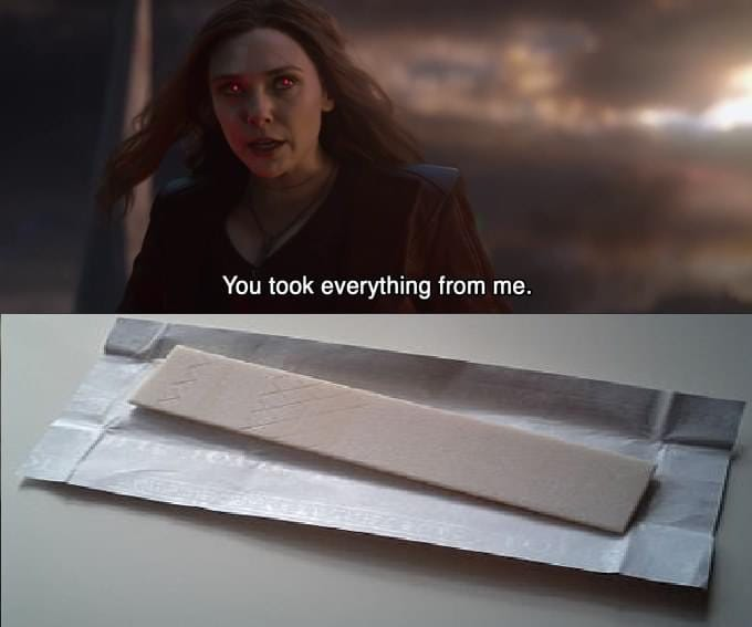WandaVision Memes Gum