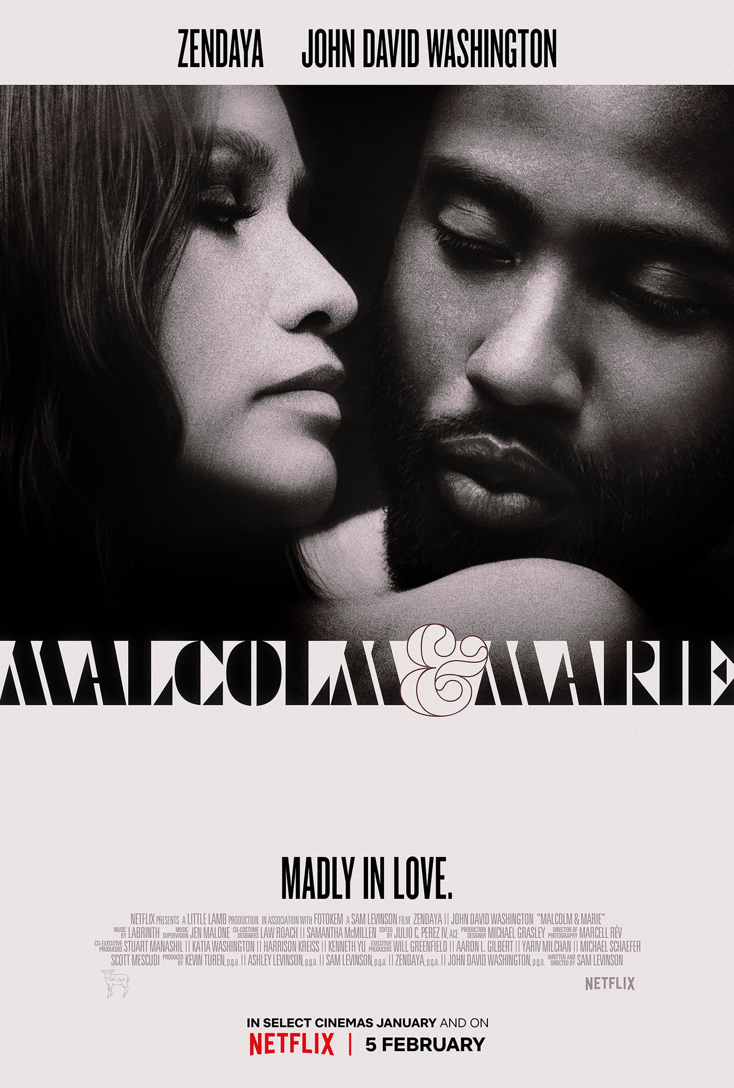 Malcolm & Marie Review