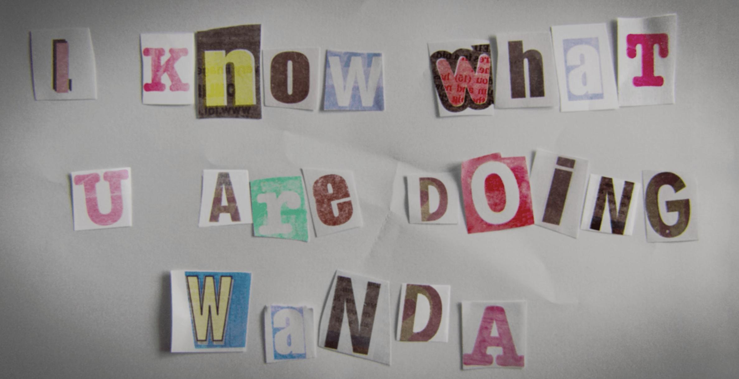 WandaVision Episode 7 the office
