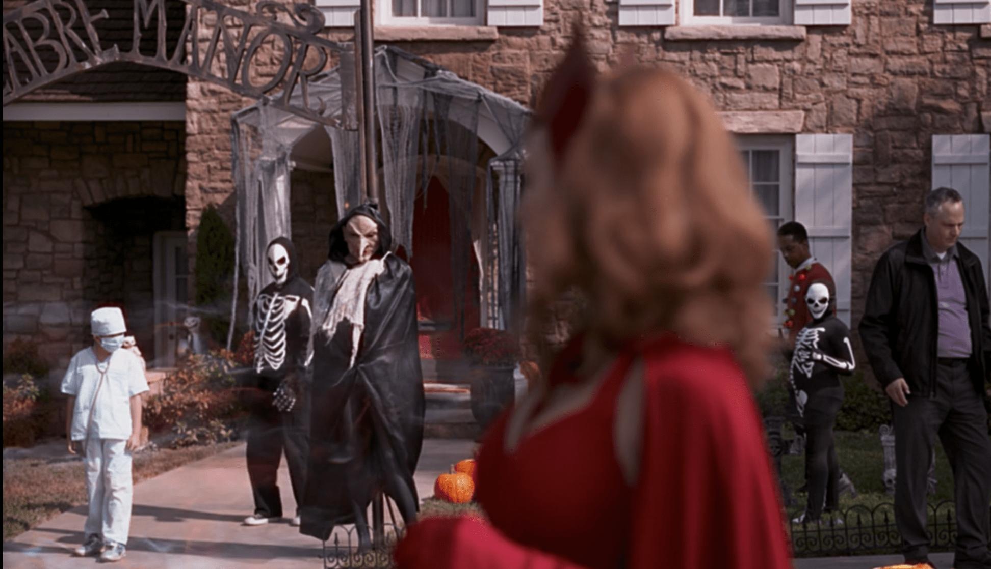 wandavision episode 6 macabre manor