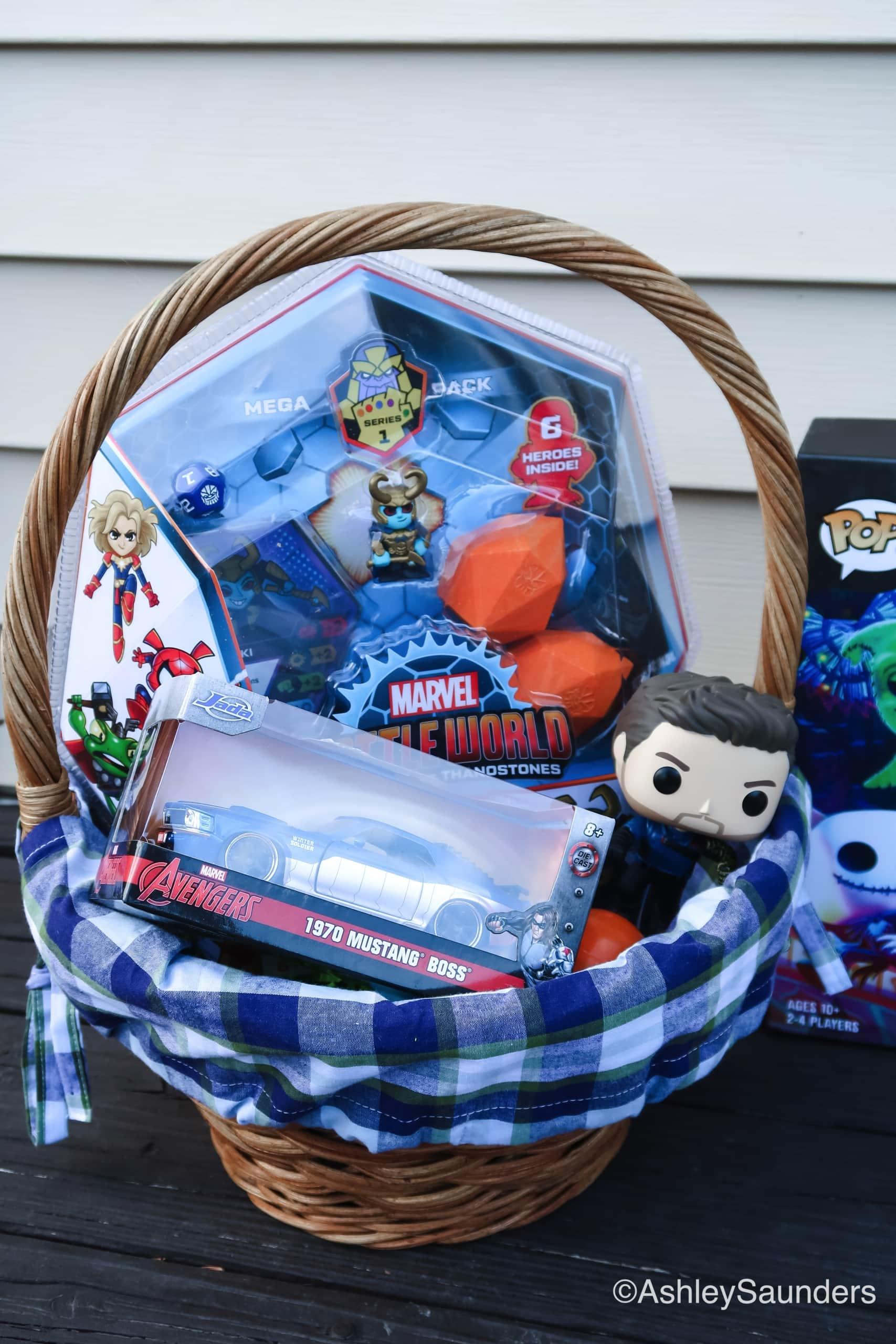 Easter Basket Ideas for Tweens and Teens Bucky Barnes