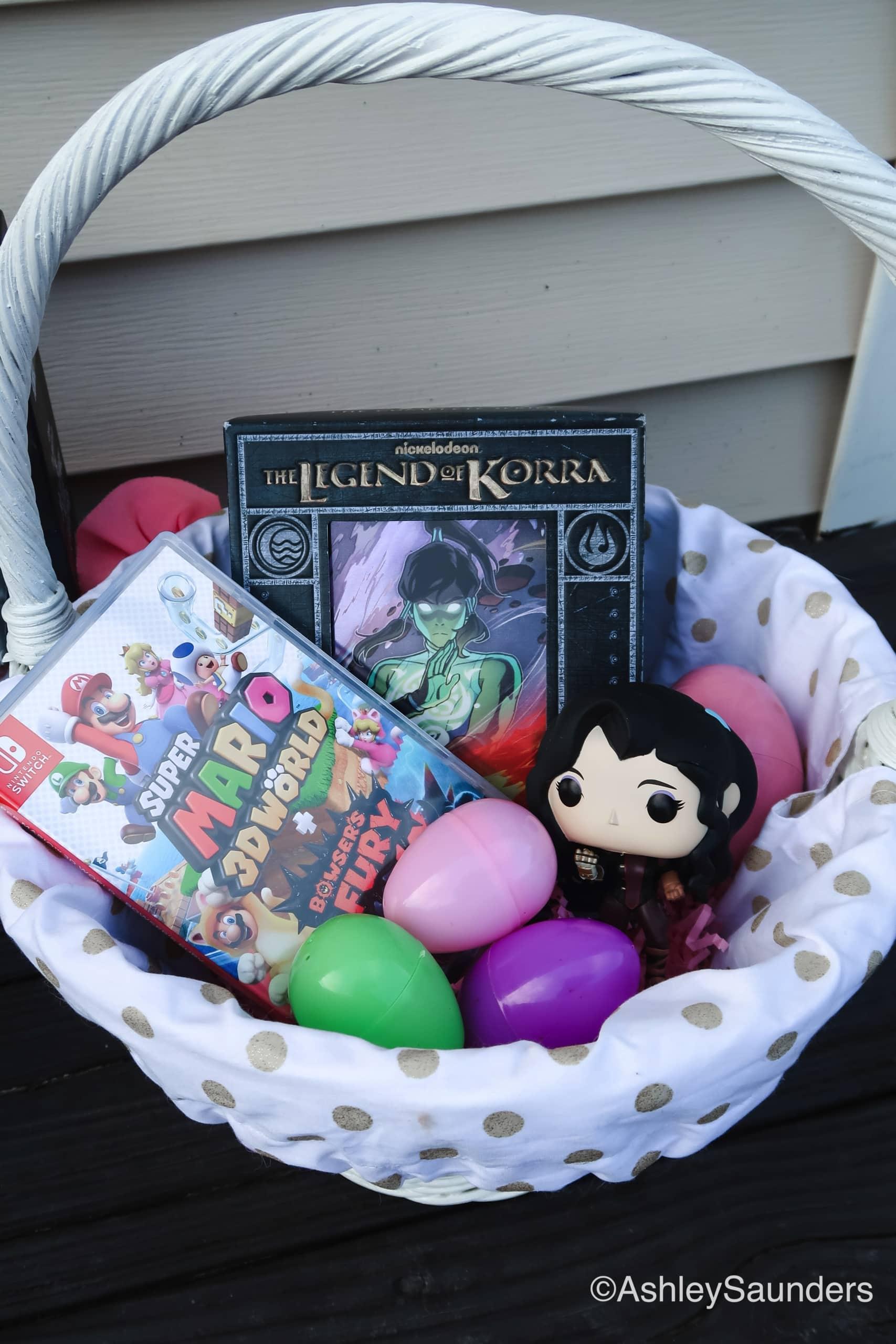 Easter Basket Ideas for Tweens and Teens Korra