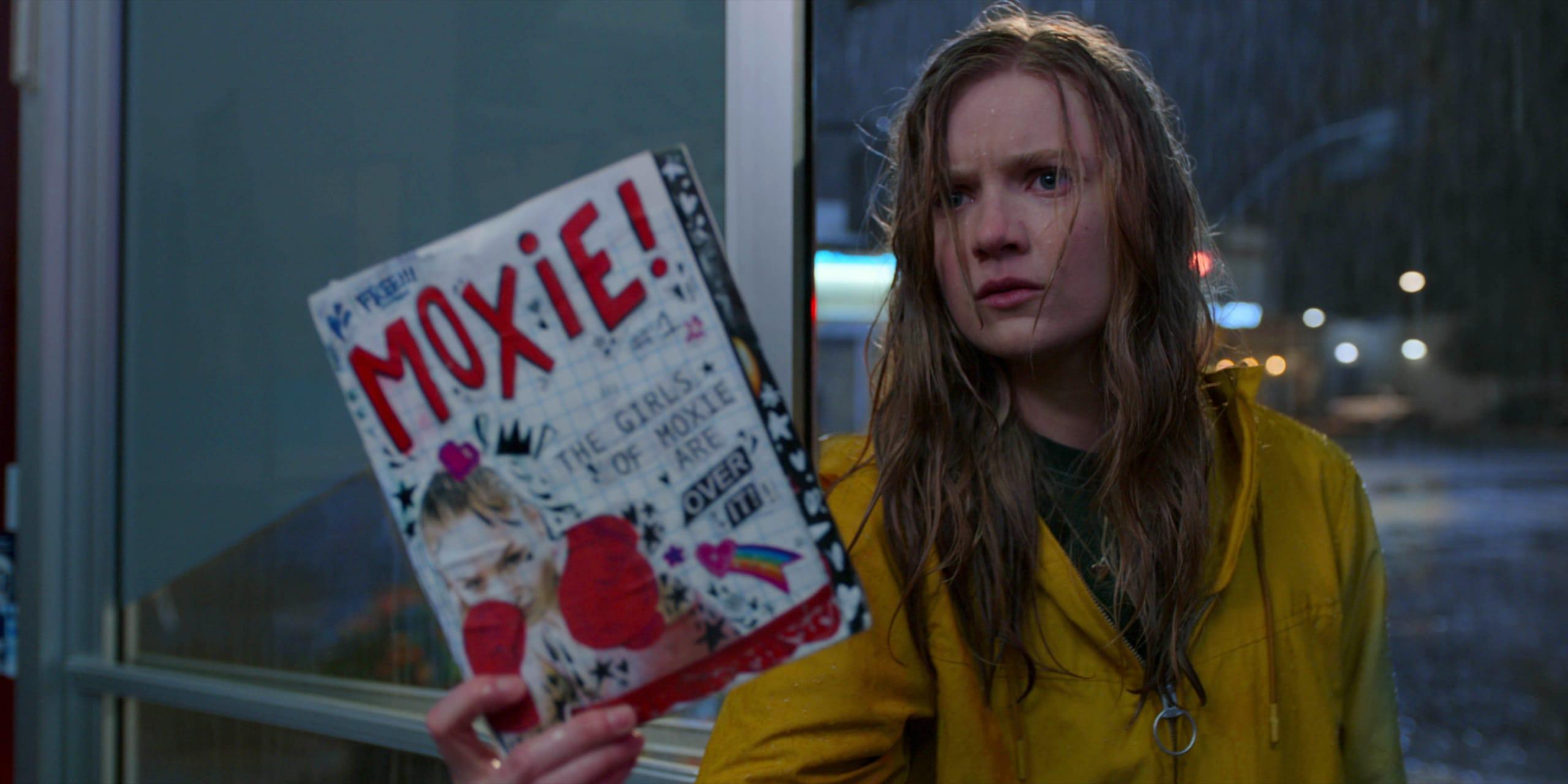 Moxie Movie Review