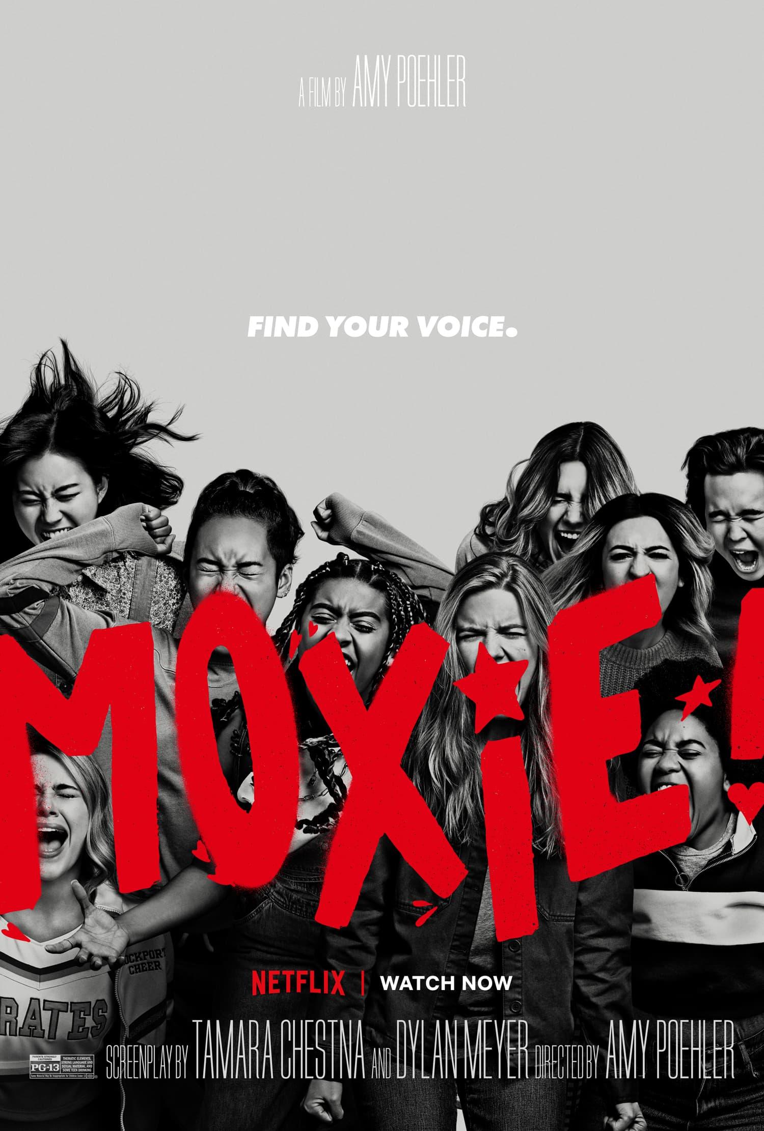 Moxie Movie Poster
