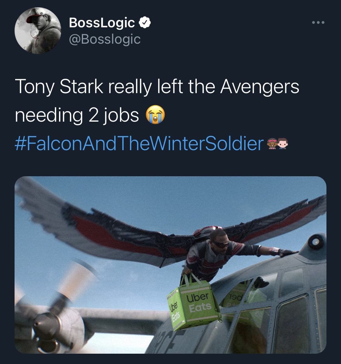 falcon and winter soldier memes jobs