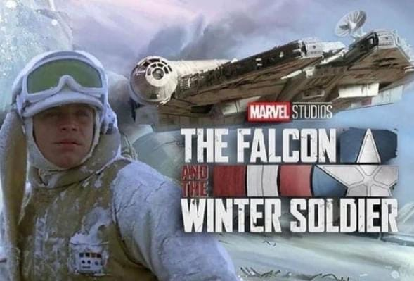 falcon and winter soldier memes star wars