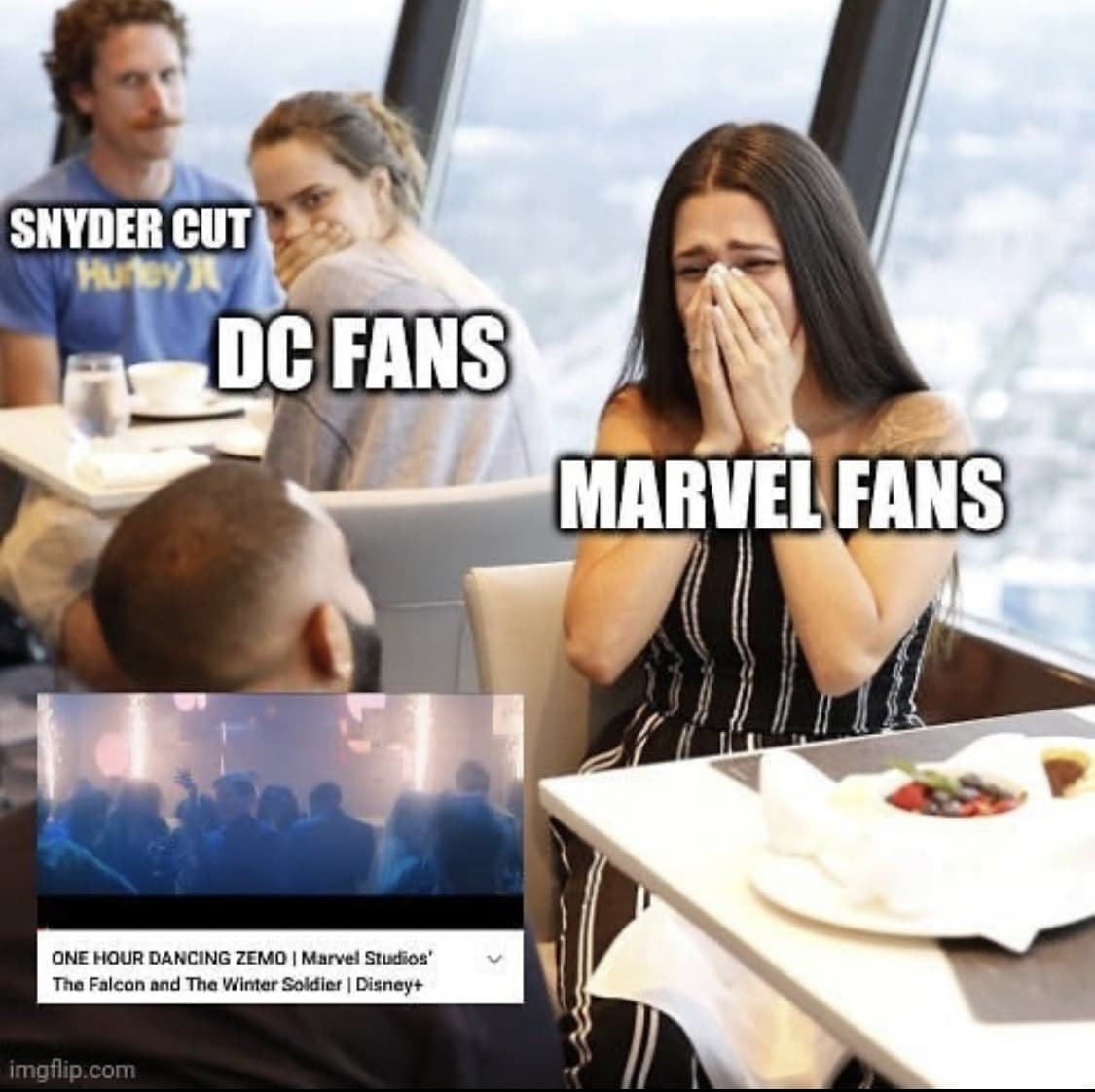 falcon and winter soldier memes zemo cut proposal
