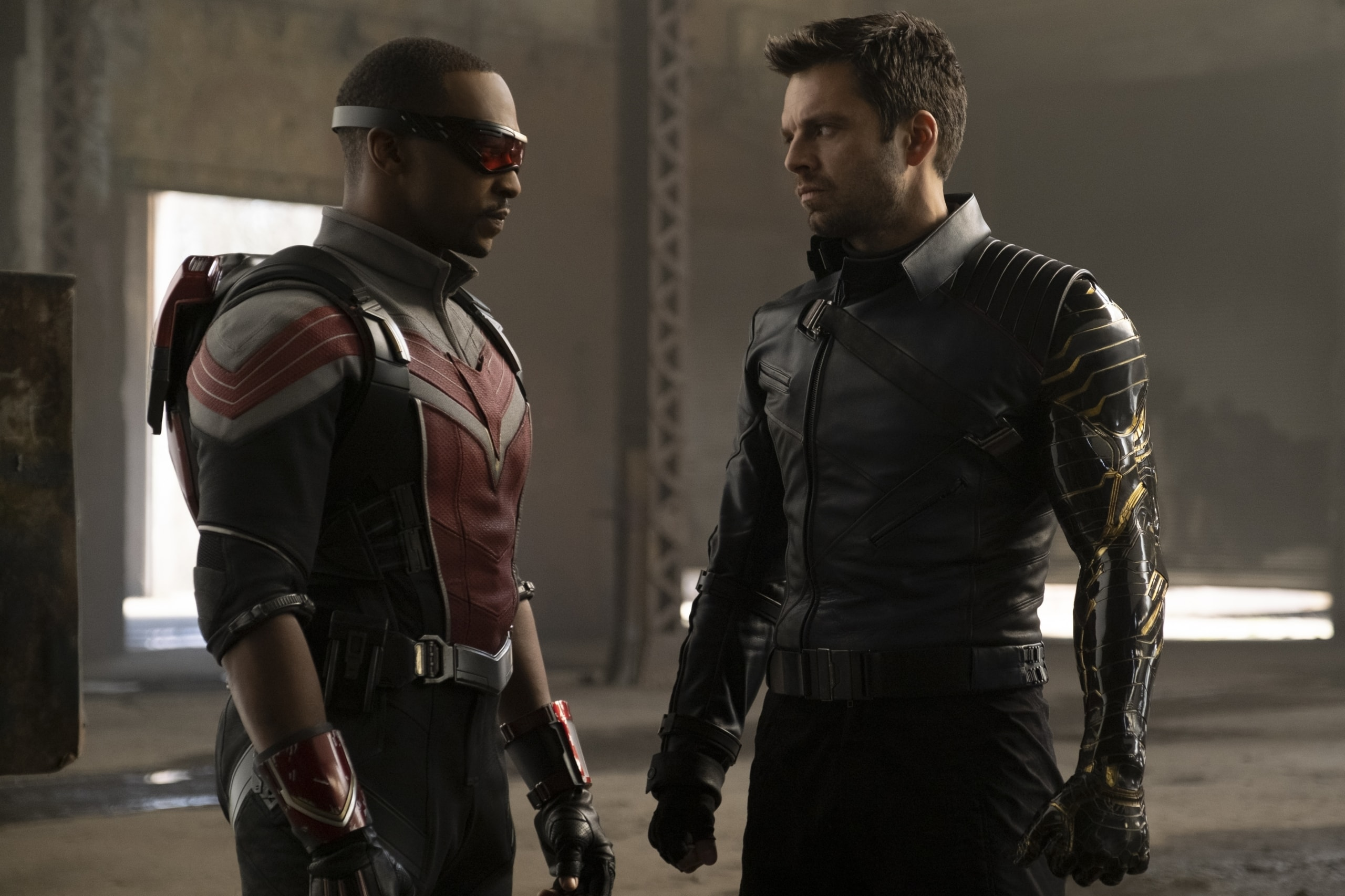 Falcon and Winter Soldier Review