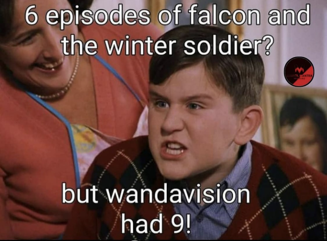 falcon and winter solider memes episodes