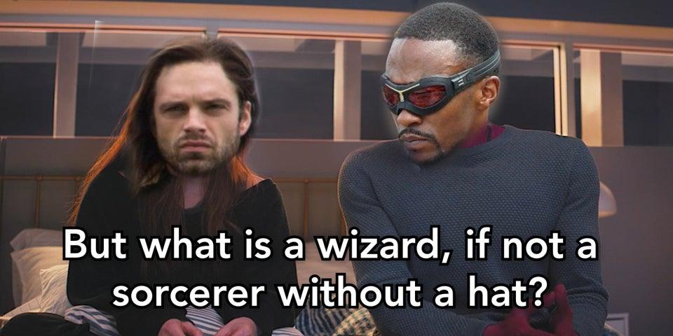 wandavision grief meme