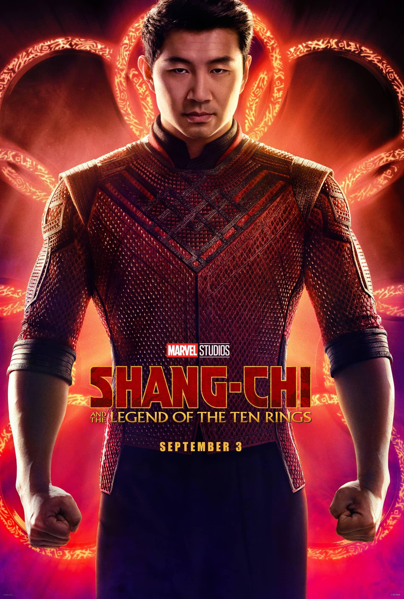 Shang chi Teaser Poster