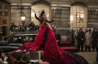 Second Cruella Trailer Red Dress