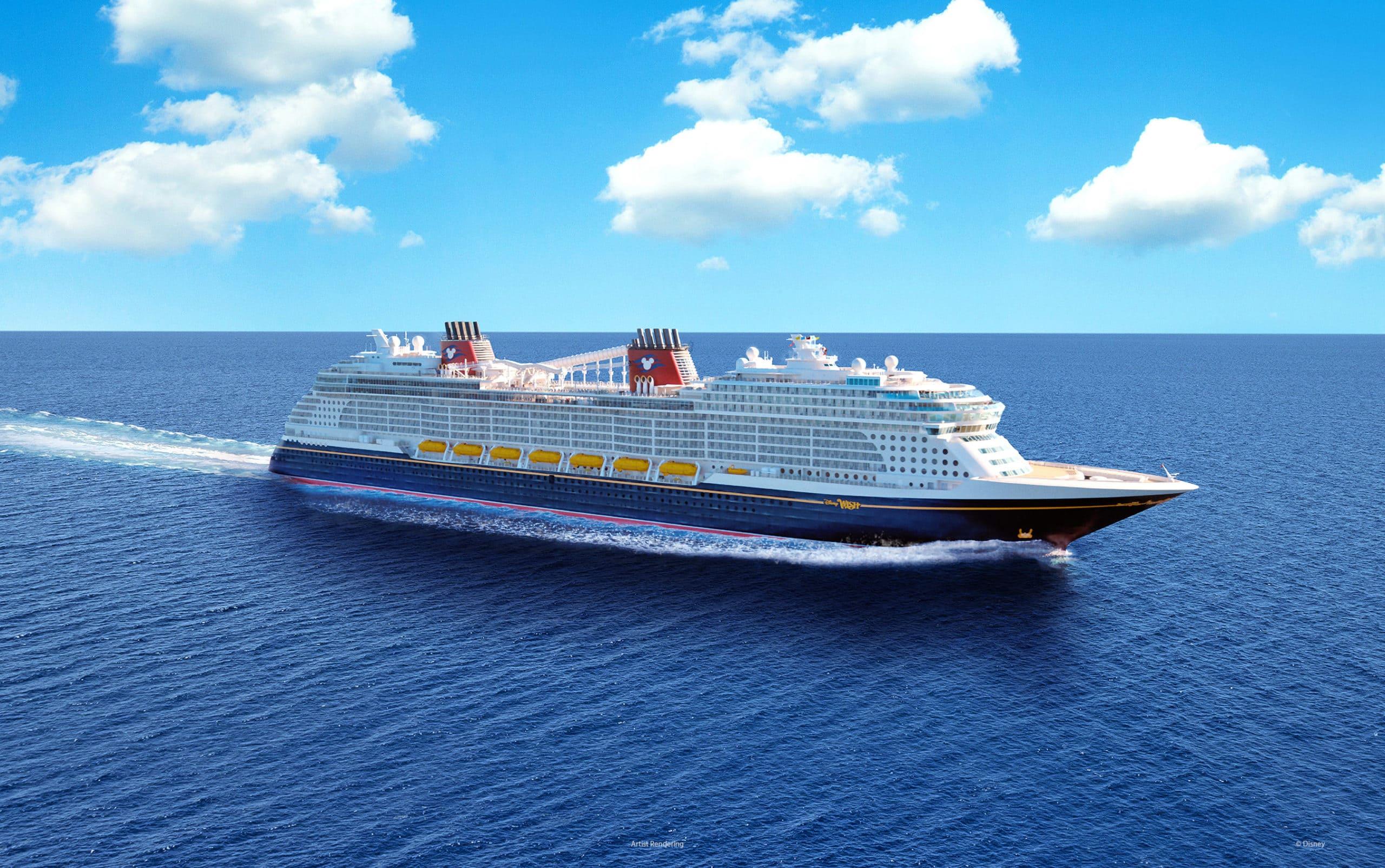 The Disney Wish Itineraries