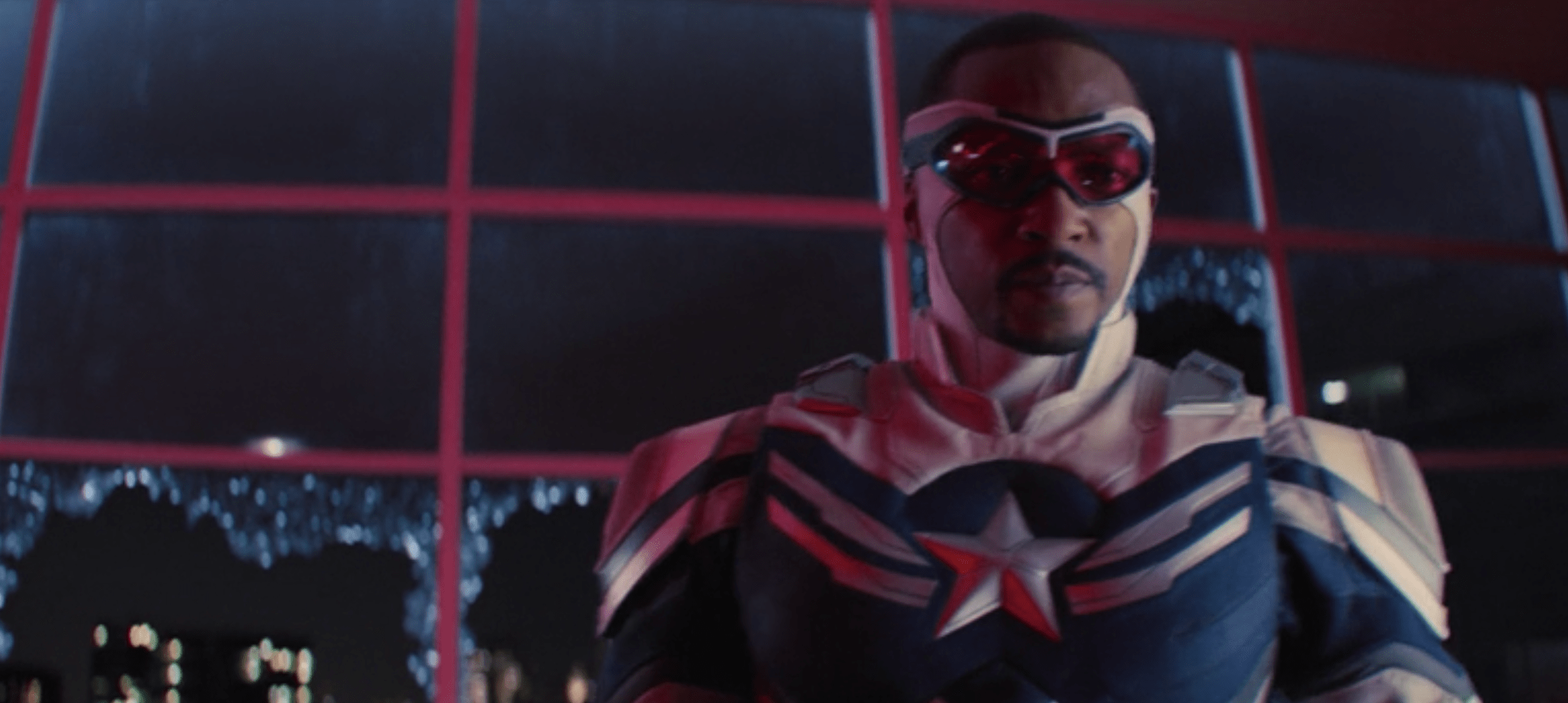 Falcon and Winter Soldier Episode 6 Easter Eggs Sam Captain America Suit