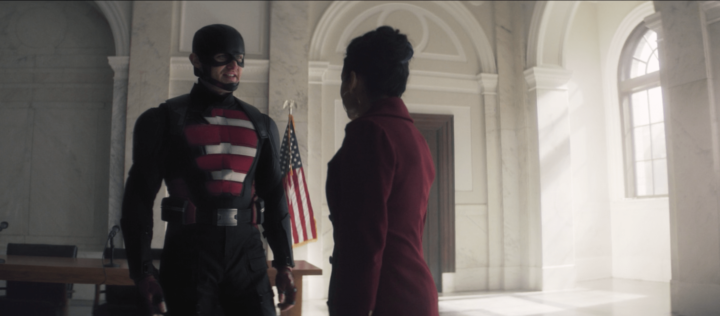 Falcon and Winter Soldier US Agent