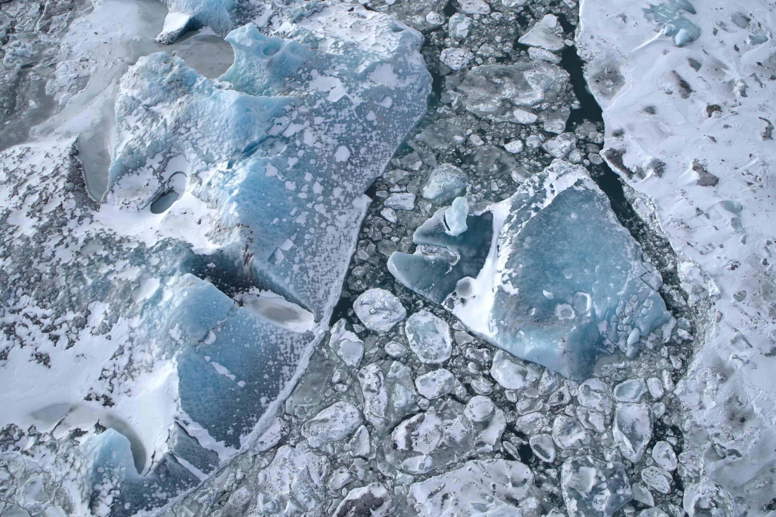 earth mood frozen calm