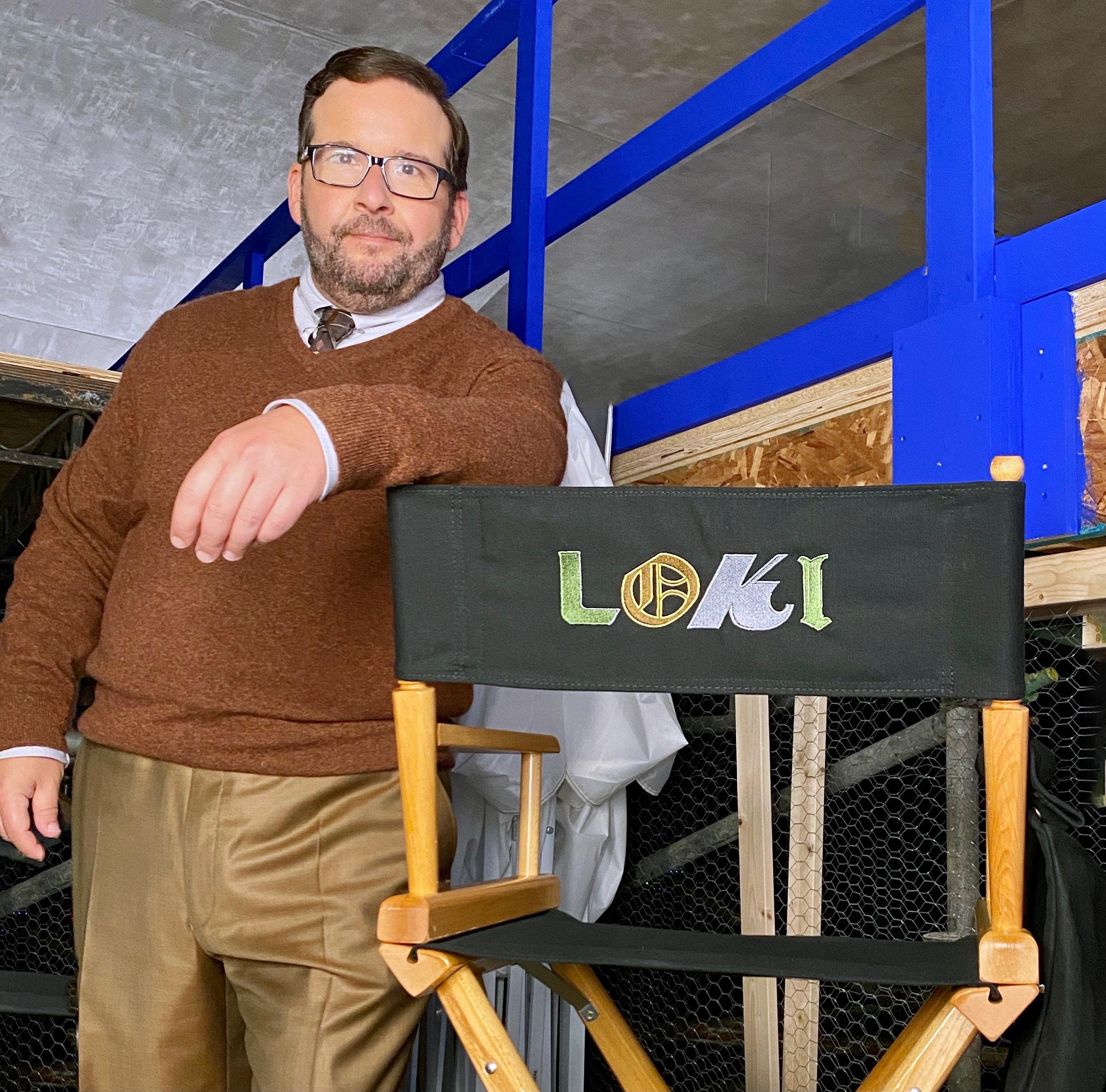 interview Jon Levine loki