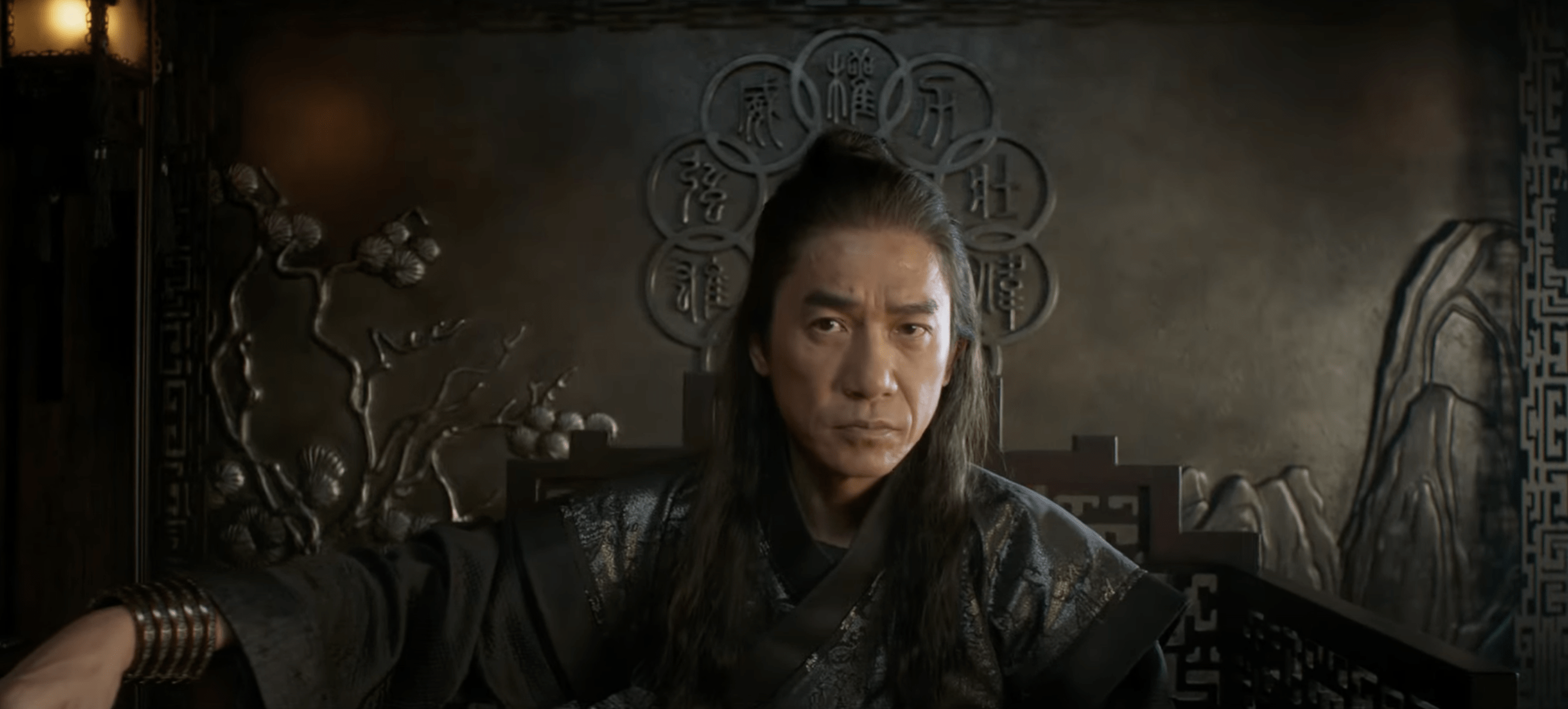 Shang-chi the mandarin ten rings