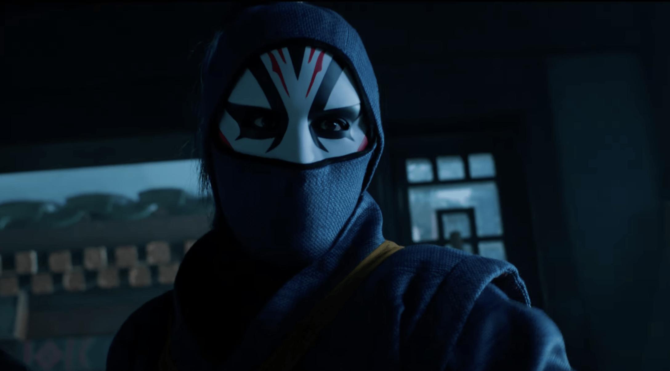 Shang-chi trailer death dealer