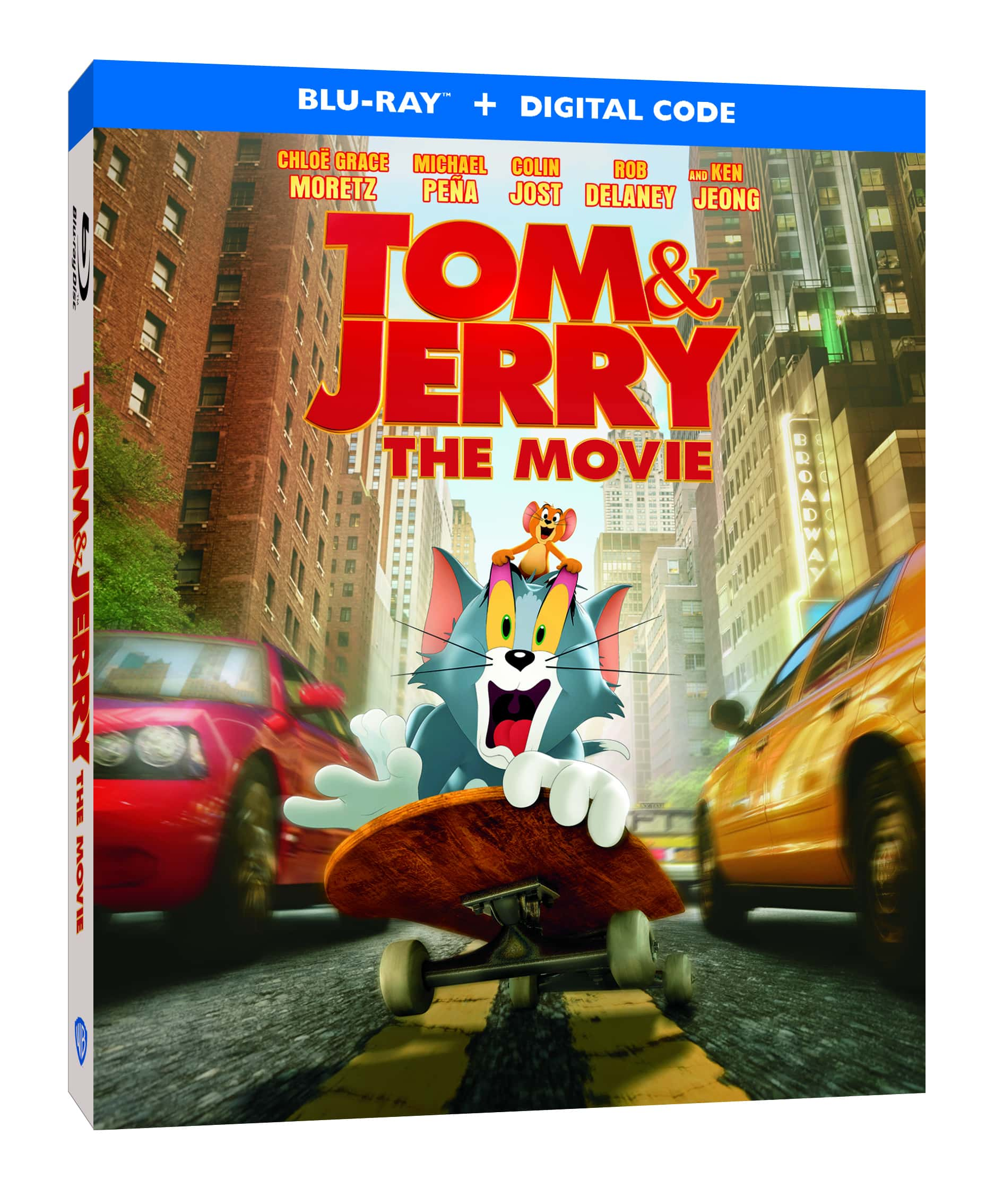 tom and jerry blu-ray