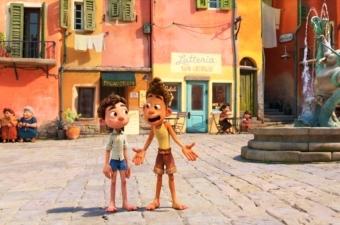 Luca Official Trailer