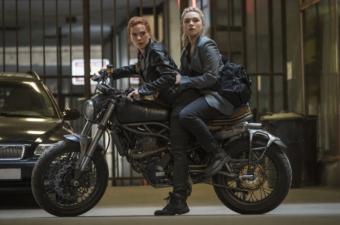 new black widow trailer Natasha and Yelena