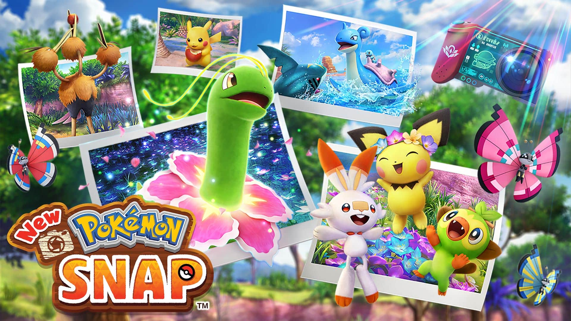 New Pokemon Snap Game Review
