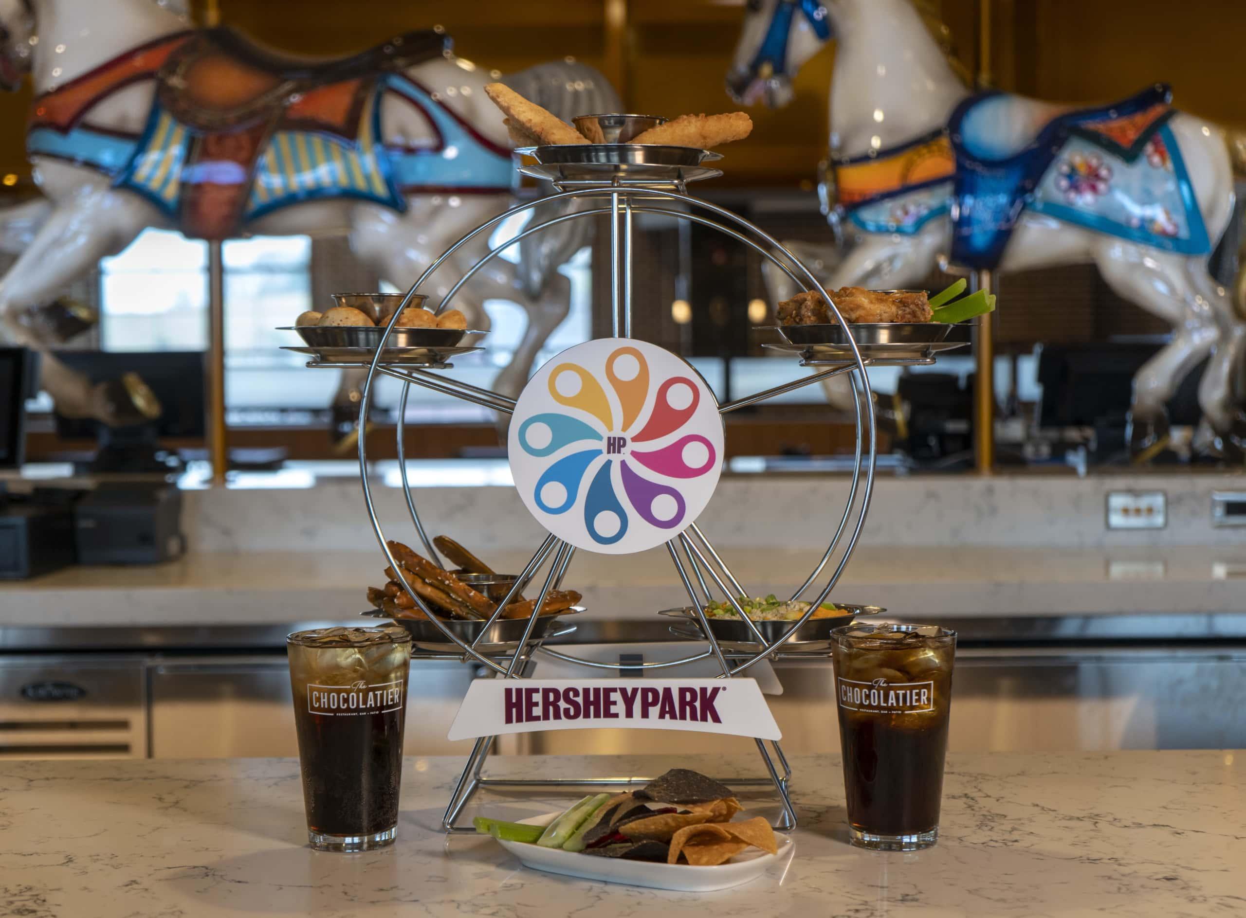 The Chocolatier Ferris Wheel Sampler