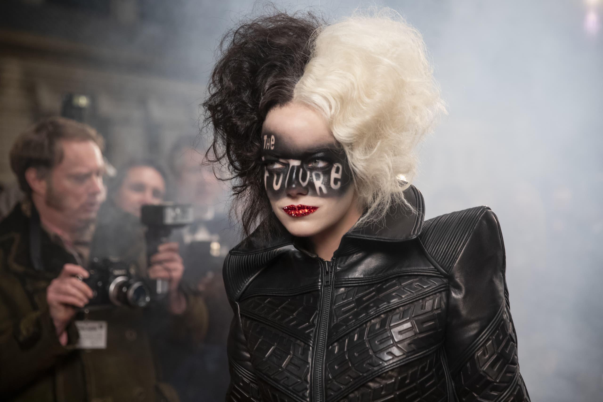 Cruella Makeup Design The Future