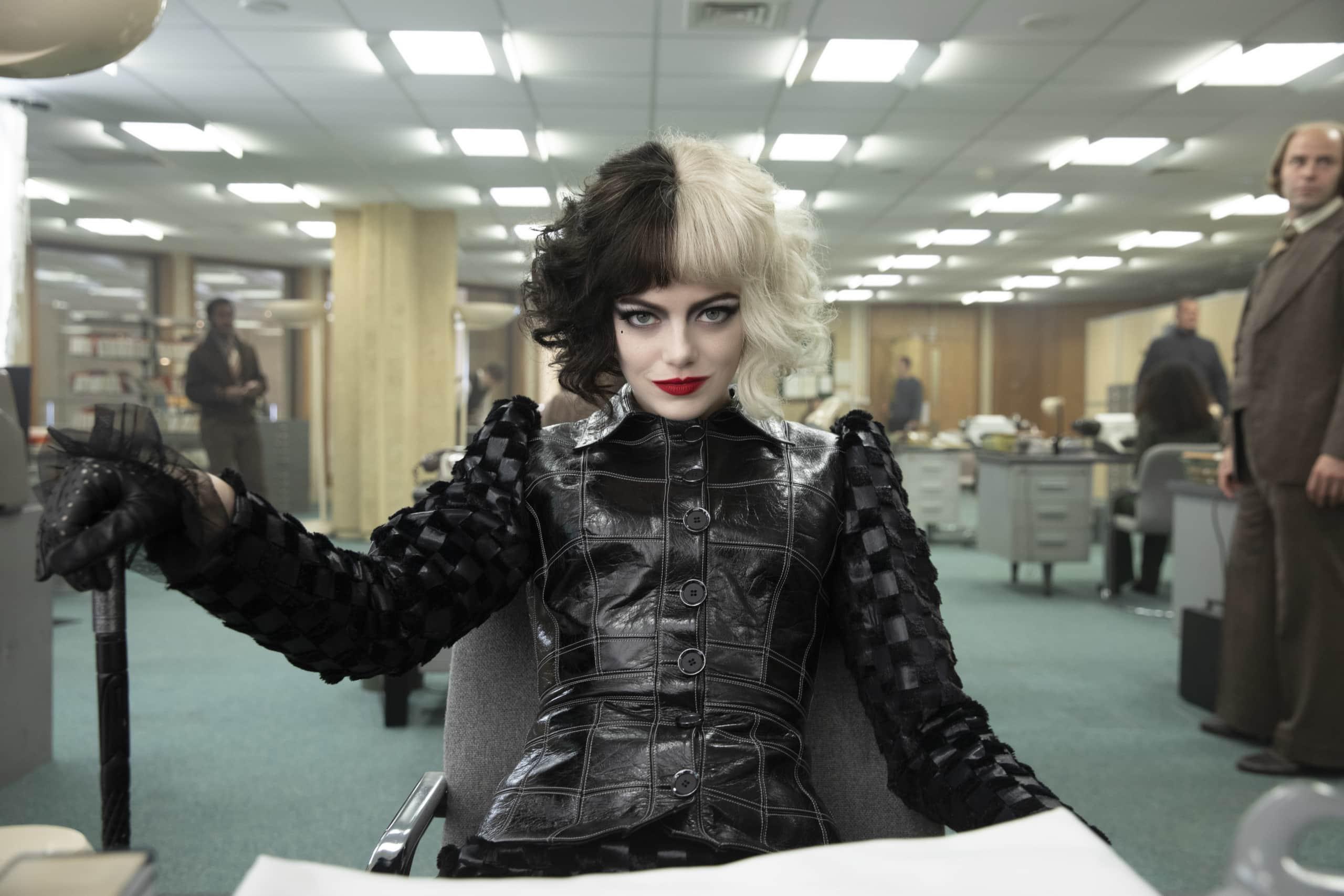 Cruella Movie Review, Emma Stone as Cruells