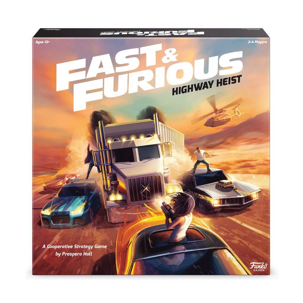 fast and furious highway heist