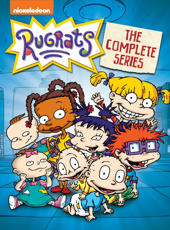 Rugrats Complete Series Giveaway