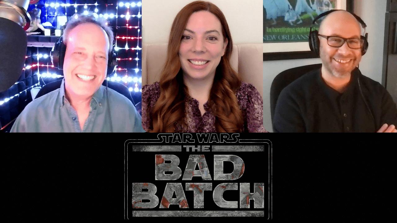 Star Wars The Bad Batch Interview