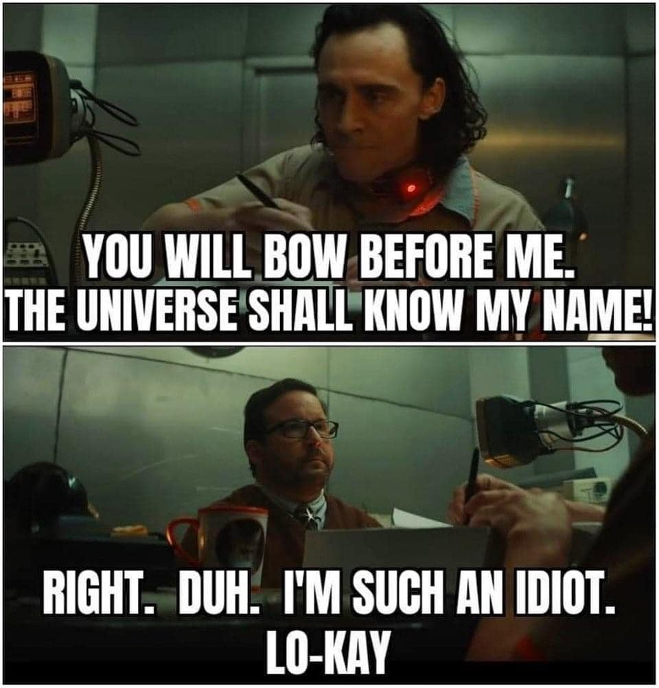 Loki Memes Cobra Kai