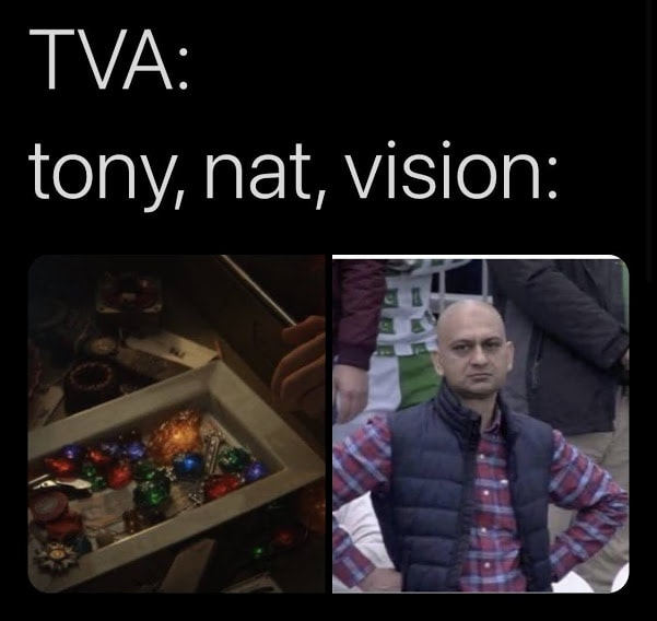 Loki Memes TVA Infinity Stones