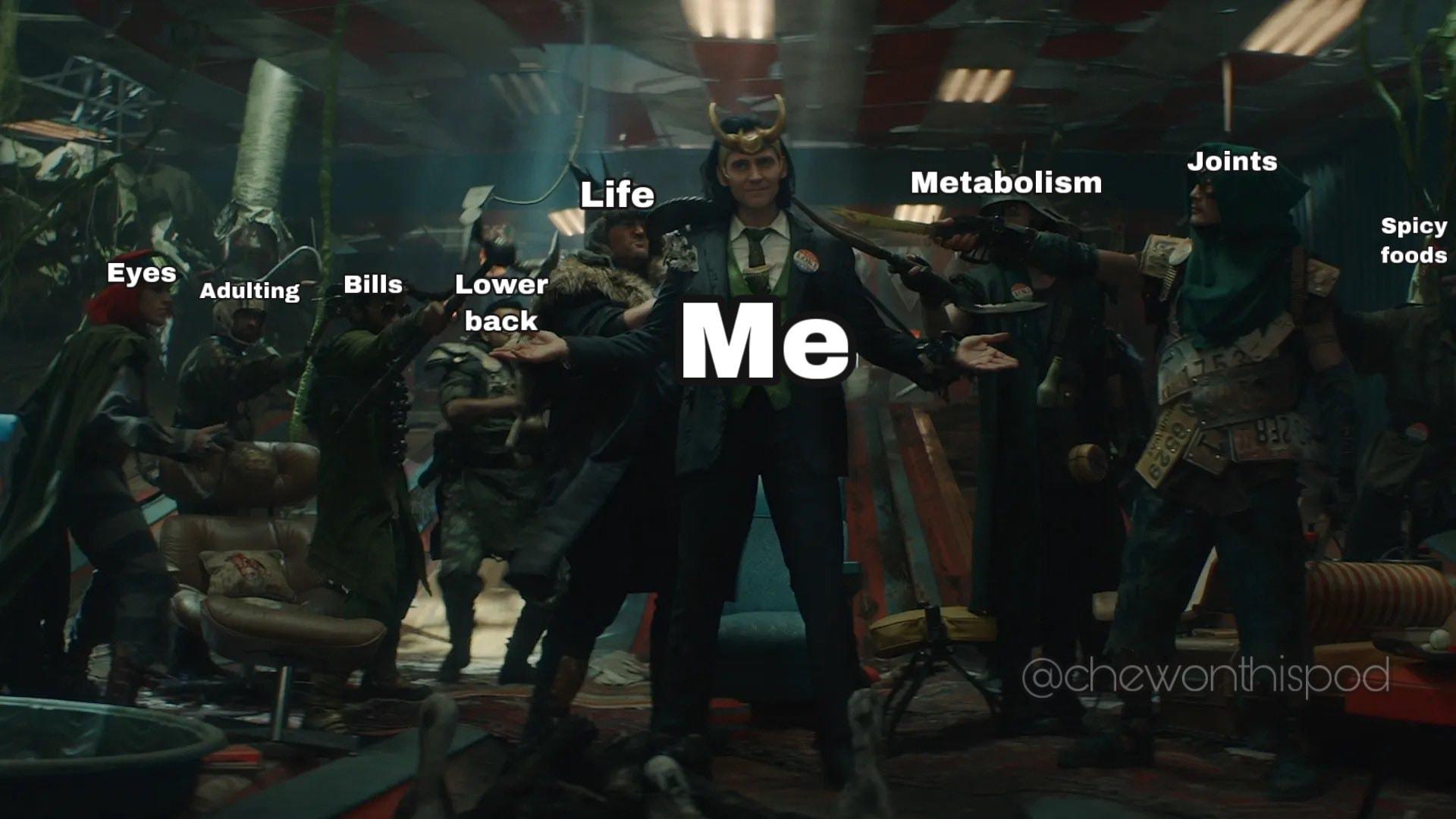 Loki memes 11