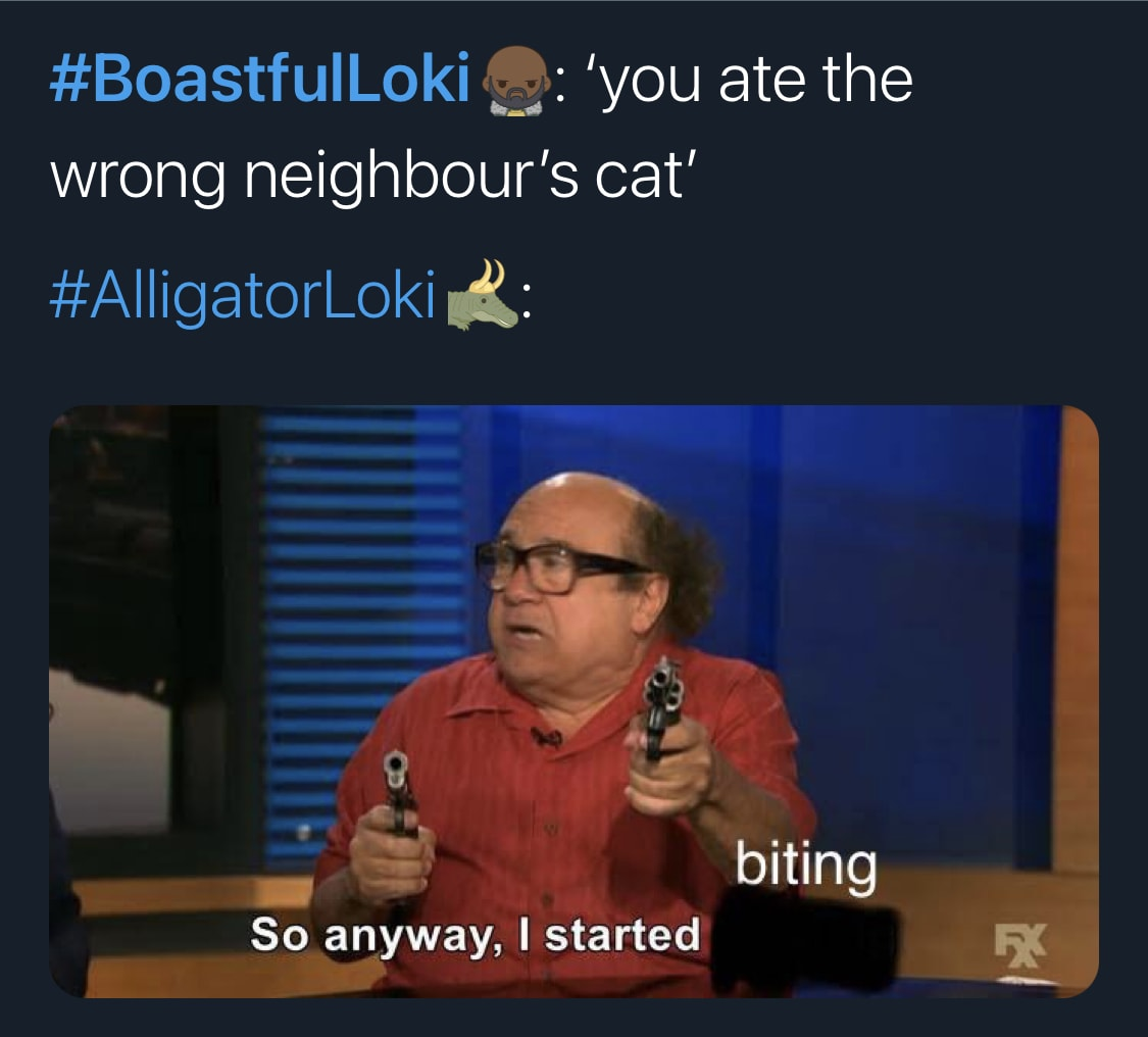 alligator loki memes
