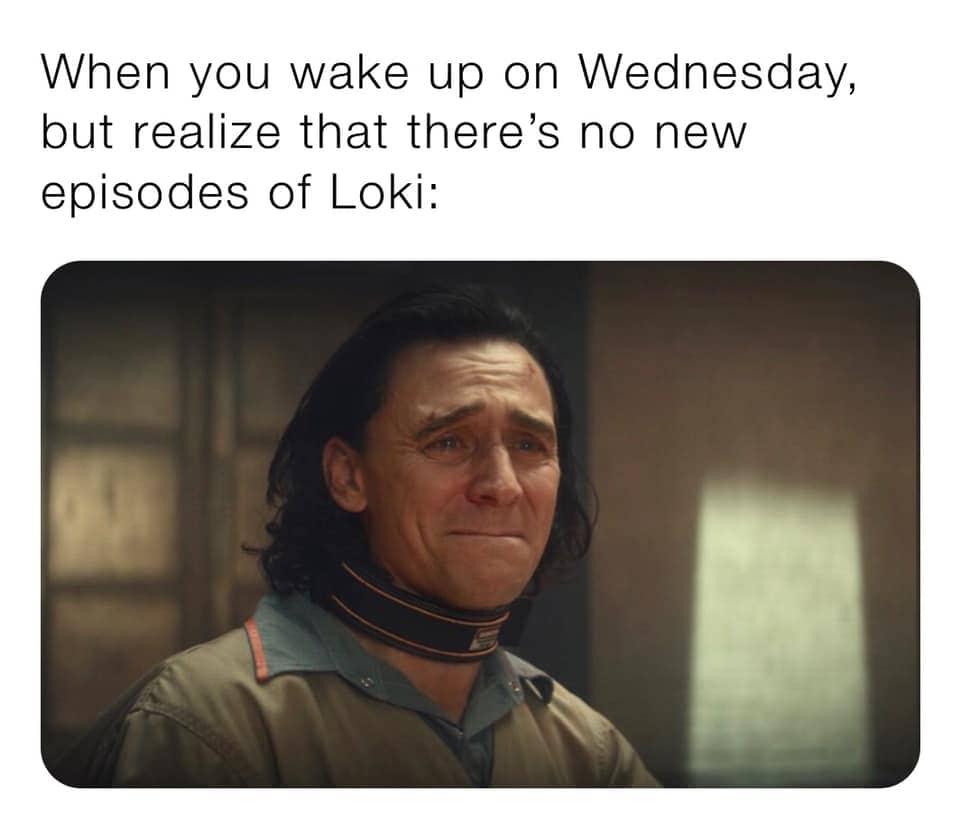 end of loki meme
