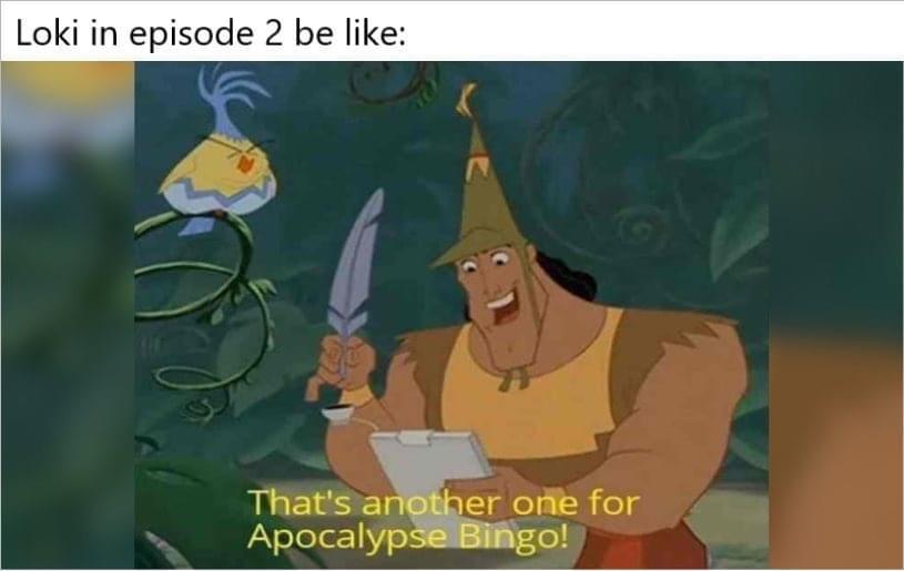 loki memes kronk