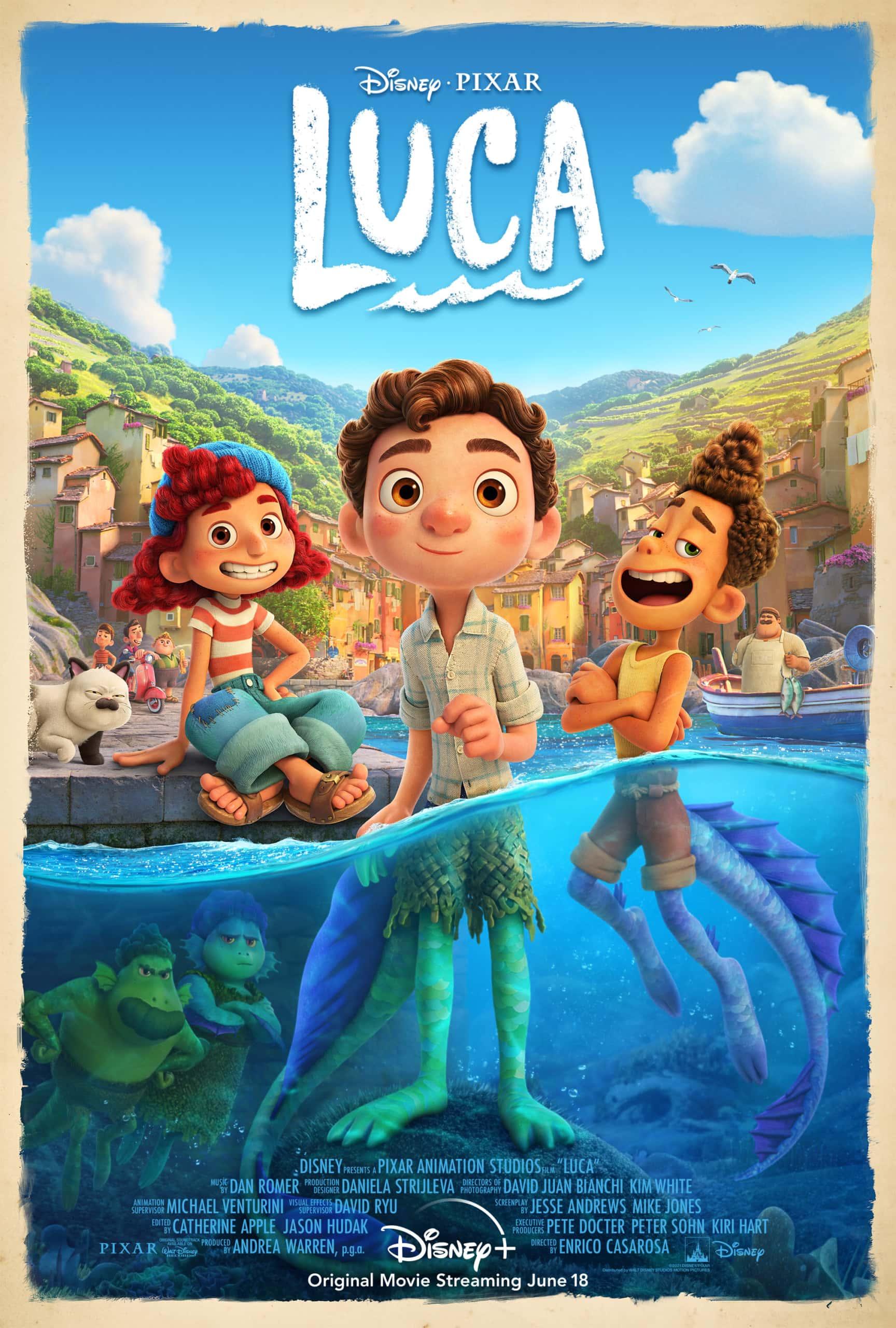 Luca poster